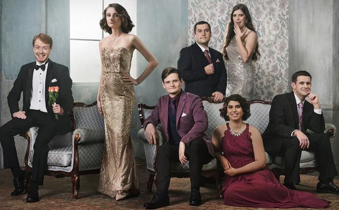 Australia's most wholesome reality dating show Love On The Spectrum is back for Season two and their new cast is looking rather dapper