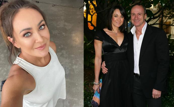 Michelle Bridges has had a turbelent romantic past, but she's stronger than ever