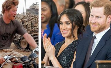 How Prince Harry went from bad boy to Meghan Markle's husband