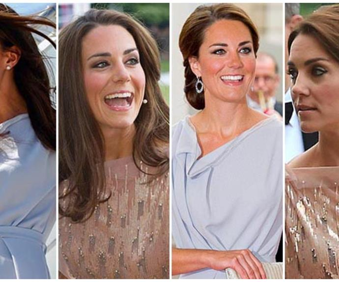 Chic, sleek, repeat: Kate Middleton's best recycled outfits of all time