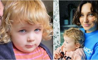 Zoe Foster-Blake's three-year-old daughter just got a haircut, and her reaction is... unexpected