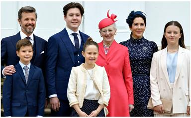 """""""He's very traditional like his Grandmother"""": Crown Princess Mary's son has grown up to be the ultimate poster boy for the royal family"""