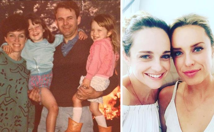 Penny and Jess McNamee