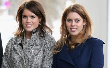 Princess Eugenie shares TWO never-before-seen royal photos as she congratulates Princess Beatrice on her pregnancy
