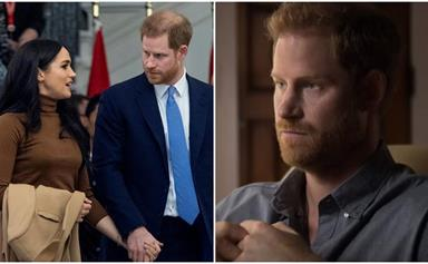 """""""I think you need to see someone"""": Prince Harry reveals a fight with his wife Duchess Meghan ultimately led him to seek help"""