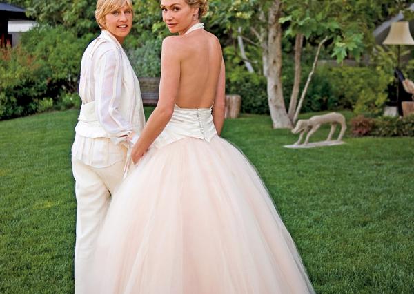 Ellen has quit her show, but is her marriage to Australia's Portia De Rossi over too?