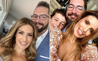 Ada Nicodemou's sweet tribute to partner Adam Rigby is the perfect insight into their strong relationship