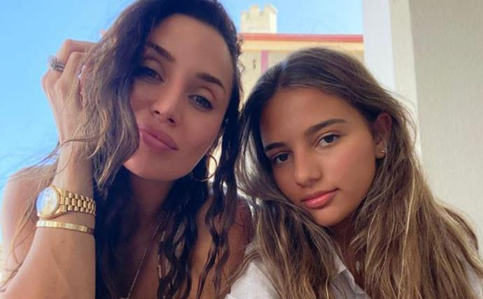 All grown up! The Bachelor's Snezana Wood celebrates her daughter's sweet 16th birthday in style