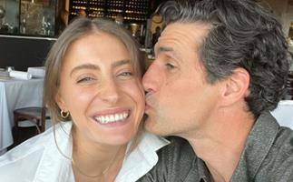 Andy Lee's long term girlfriend Rebecca Harding shared an intimate tribute to celebrate his big milestone