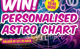Win a Personalised Astro Chart