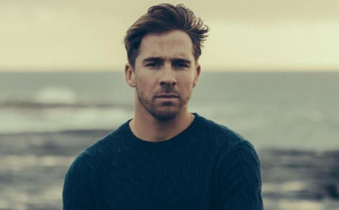 Hugh Sheridan's touching tribute in honour of his late father who passed away this week