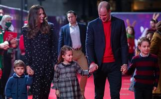 This is what Kate & William's kids are getting up to while their parents travel Scotland on their royal tour