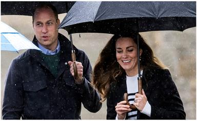 Duchess Catherine and Prince William spotted during a secret date night as they visit the place the first fell in love
