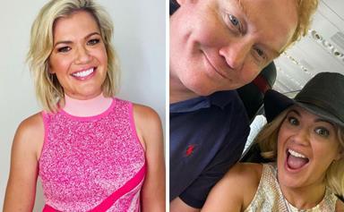 Studio 10 star Sarah Harris shares tearful divorce confession