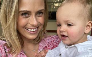Sylvia Jeffreys gives fans a raw and wholesome reminder of what it's like to attend fashion week as a mum