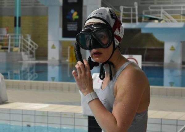 REAL LIFE: Meet the woman who didn't know how to swim and is now showing others how to conquer the pool