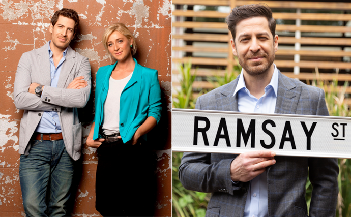 EXCLUSIVE: Don Hany spills on his Neighbours return and a potential Offspring reboot