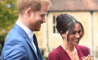 Princess, Duchess, Lady...? Here's the go on what title Prince Harry & Meghan Markle's daughter's title will take