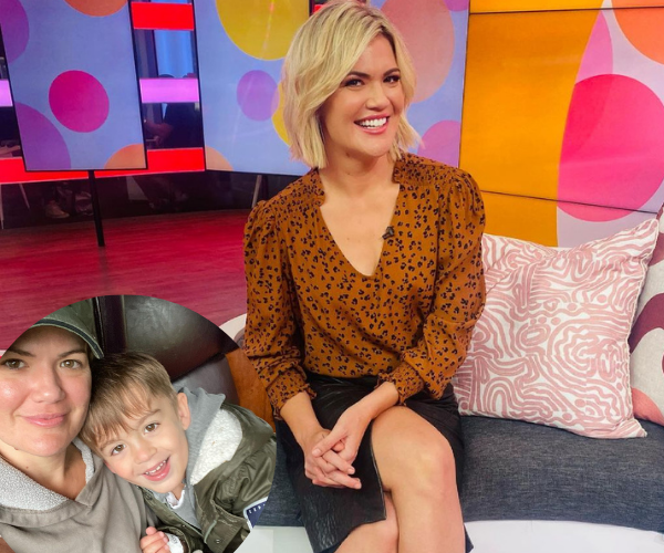 """'""""I'm a better mum when I've practised a bit of self care"""": Studio 10's Sarah Harris' shares her very best self-care tips"""