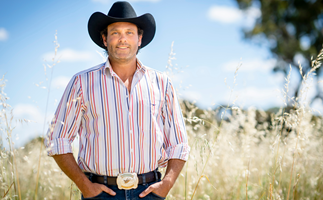 Farmer Wants A Wife gave fans their first look at Farmer Will and he has a surprising connection to the show