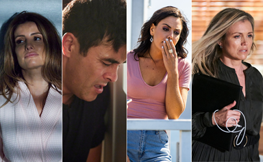 EXCLUSIVE: A shock death is about to rock Summer Bay and it will have Home And Away fans guessing who dies?