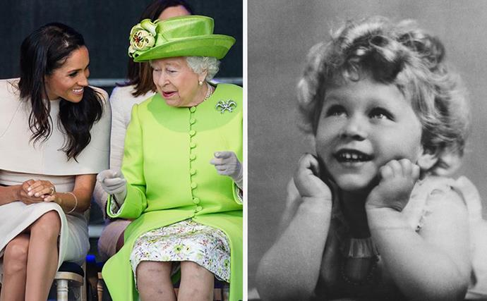 Royal Family nicknames