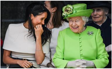 From Elizabeth to Lili: Here's how to pronounce Lilibet, the perfect royal baby name mashup chosen by Harry & Meghan