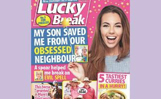 Lucky Break Issue 24 Entry Coupon