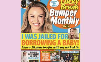 Lucky Break Bumper Monthly July Issue Online Entry