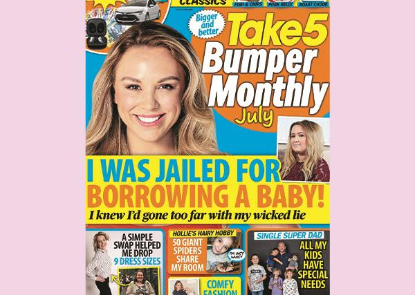 Take 5 Bumper Monthly July Issue Online Entry