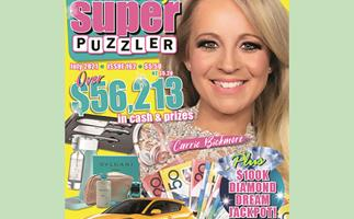 Woman's Day Superpuzzler Issue 162 Online Entry