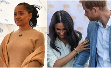 No, Lilibet Diana's name isn't only about Prince Harry's family - here's where Meghan's roots slot in