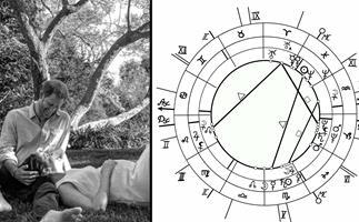 Lilibet Diana's natal chart