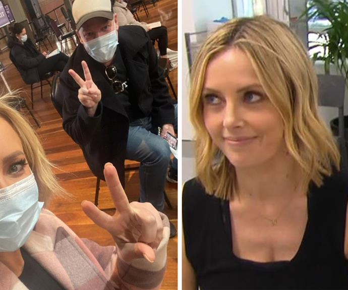 The Australian celebrities that are doing their part for the community by getting the COVID vaccine