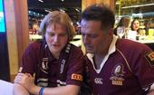 Inside Karl Stefanovic's touching family outing with oldest son Jackson
