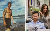 """Meet Home and Away's """"hot cop"""" Nicholas Cartwright and his unexpected life before acting"""