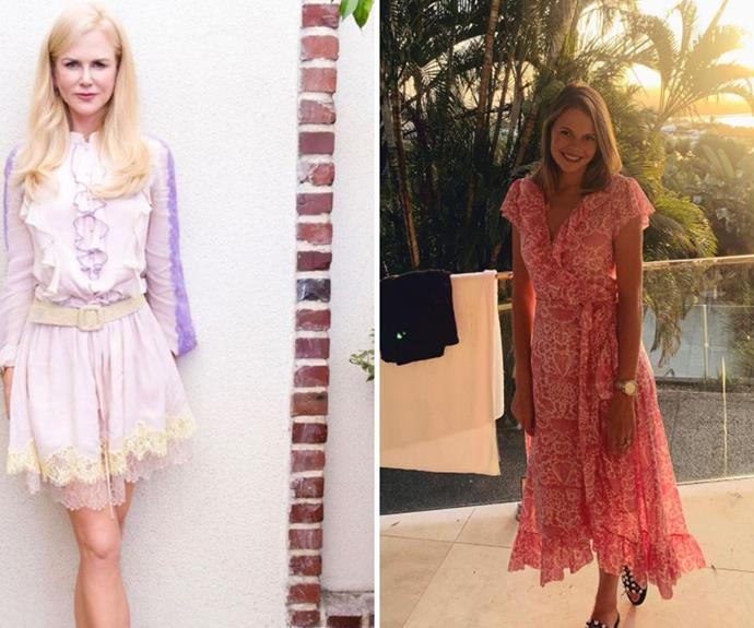 Nicole Kidman's niece Lucia Hawley