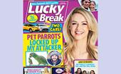 Lucky Break Issue 25 Entry Coupon