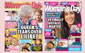 Enter Woman's Day Issue 26 puzzles online!
