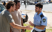 Home And Away's mystery death sends shock waves through Summer Bay as the body is identified
