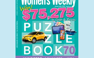 The Australian Women's Weekly Puzzle Book Issue 70