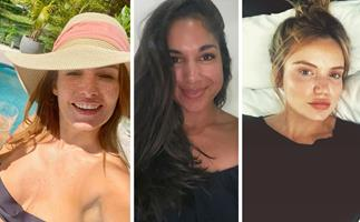 Home And Away stars without makeup