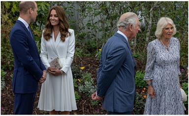 Duchess Catherine was overhead calling Prince Charles a very sweet nickname during a recent royal engagement