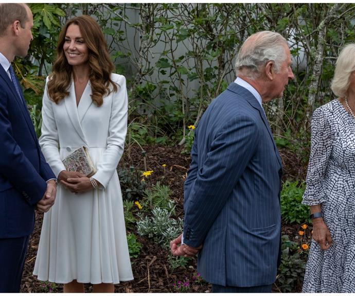 Kate Middleton's nickname for Prince Charles