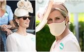 Look sharp! The royals are back with a fashion-forward vengeance at Royal Ascot