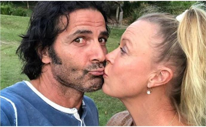 """""""He makes my heart sing"""": Inside the beautiful, supportive romance between Lisa Curry & Mark Tabone"""