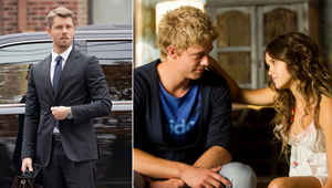 """EXCLUSIVE: Luke Mitchell reveals why his new role was like """"winning the lottery"""" and how he would have Romeo return to Home And Away"""