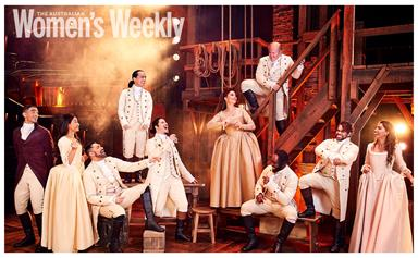 Why Australia's captivating stage show Hamilton is the new benchmark for musical theatre