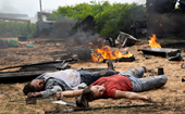 Home and Away spoiler! Who will survive the horror food truck explosion?
