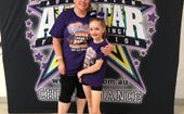 REAL LIFE: Meet the mum who decided to follow in her daughter's footsteps and become a cheerleader